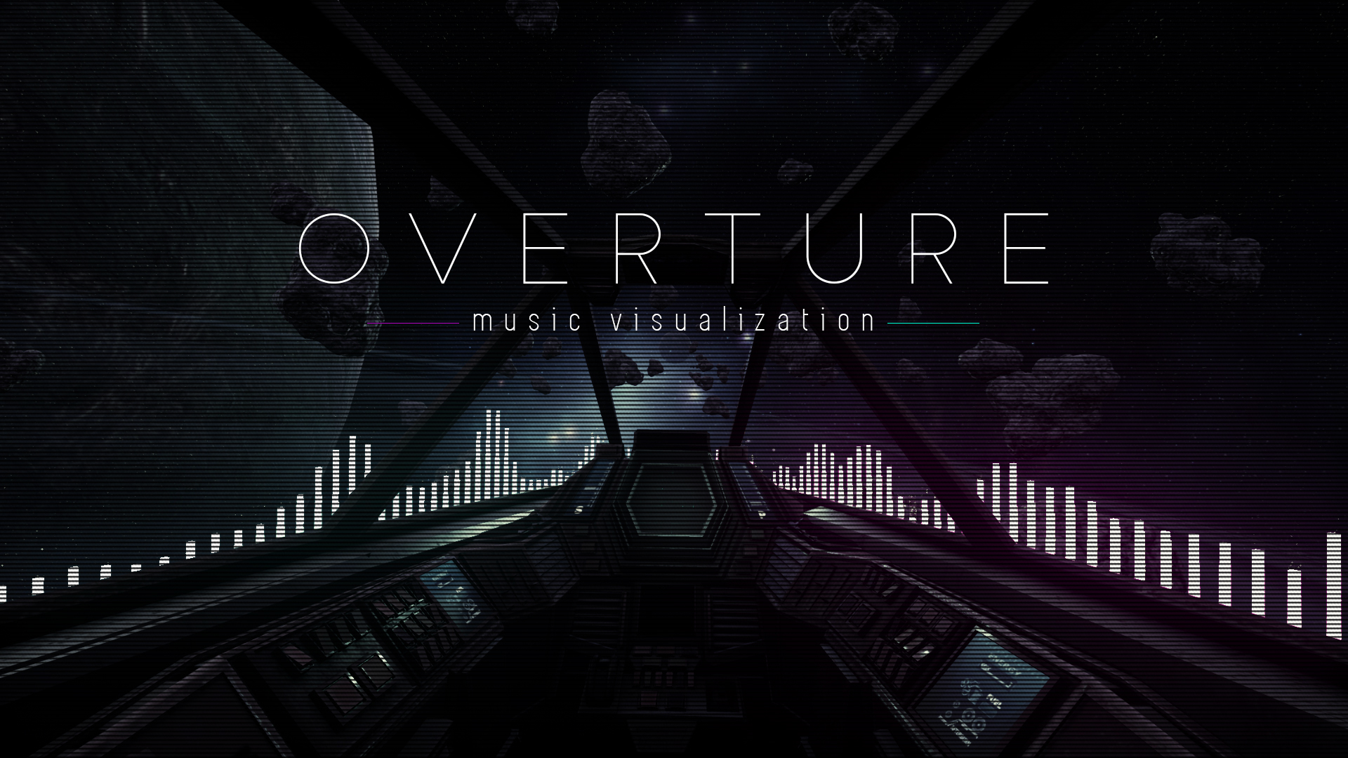 Overture Music Visualization