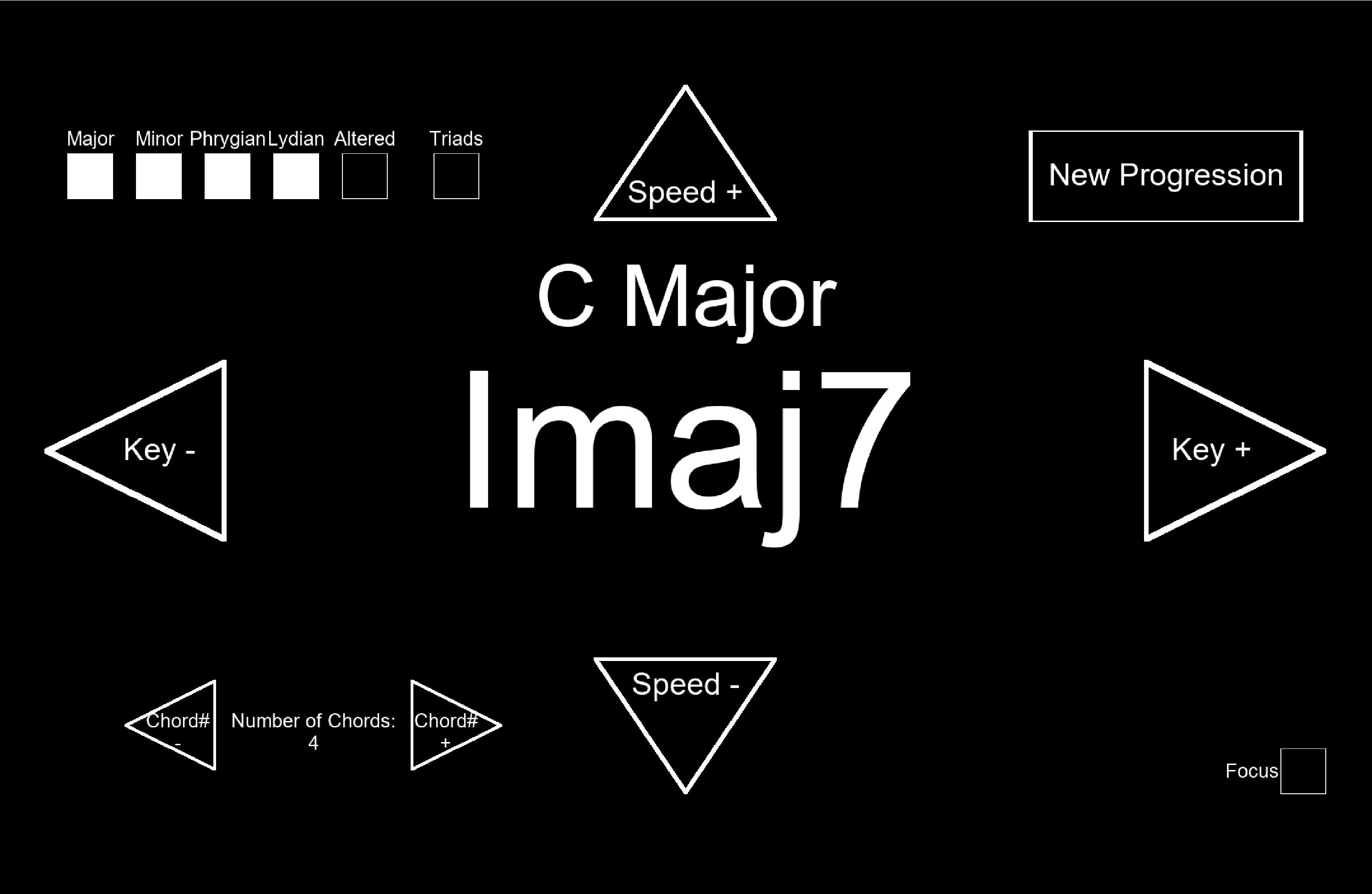 Chord Progression Generator by ModalModule