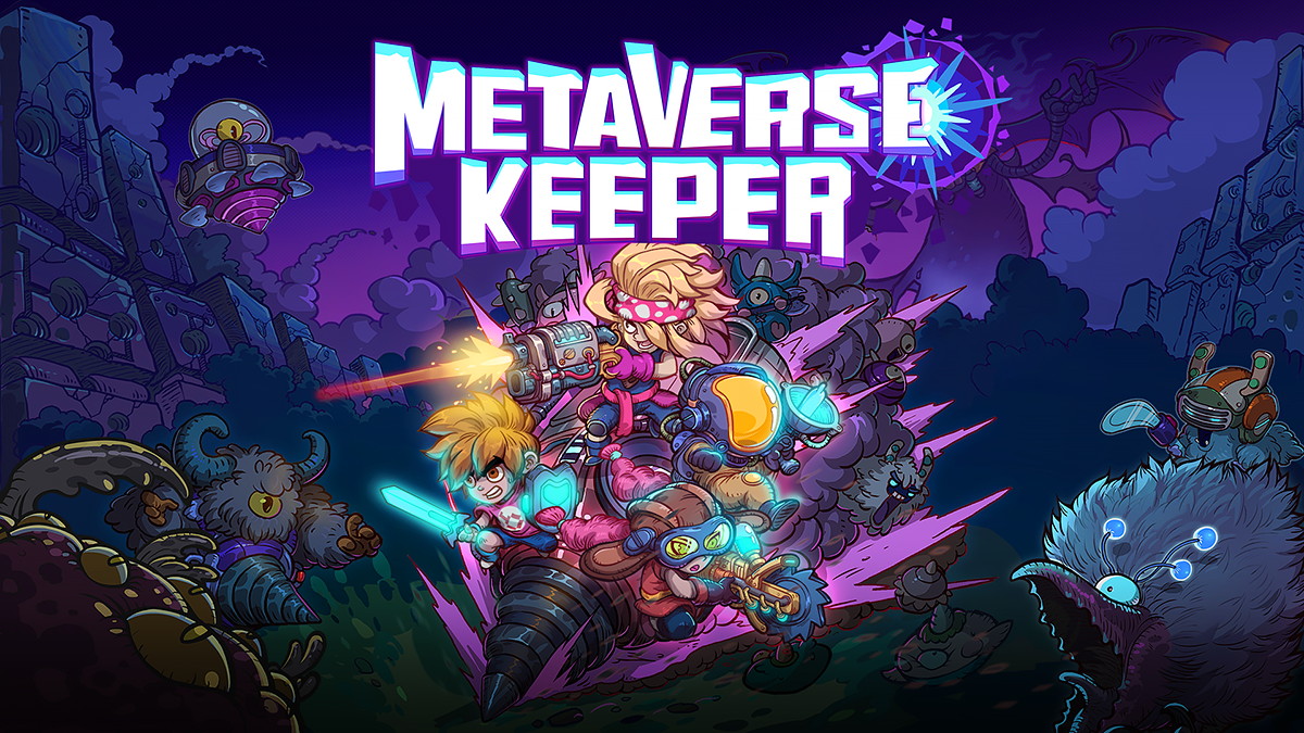 Metaverse Keeper by Sparks Games