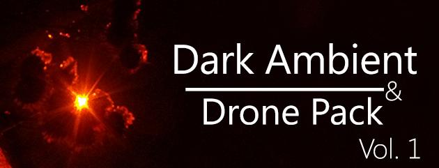 DarkAmbientDronePack Vol. 1