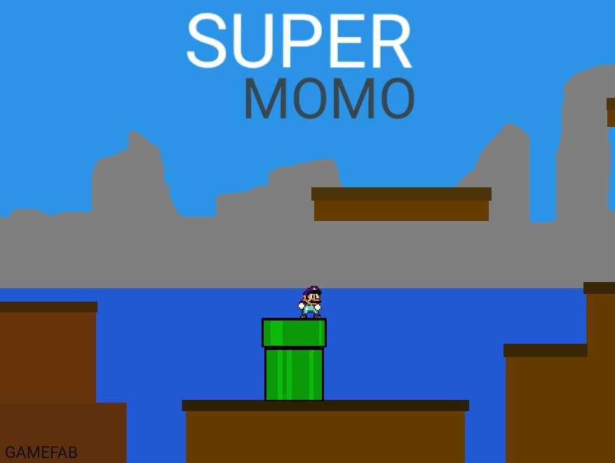 Super Momo Plateforme