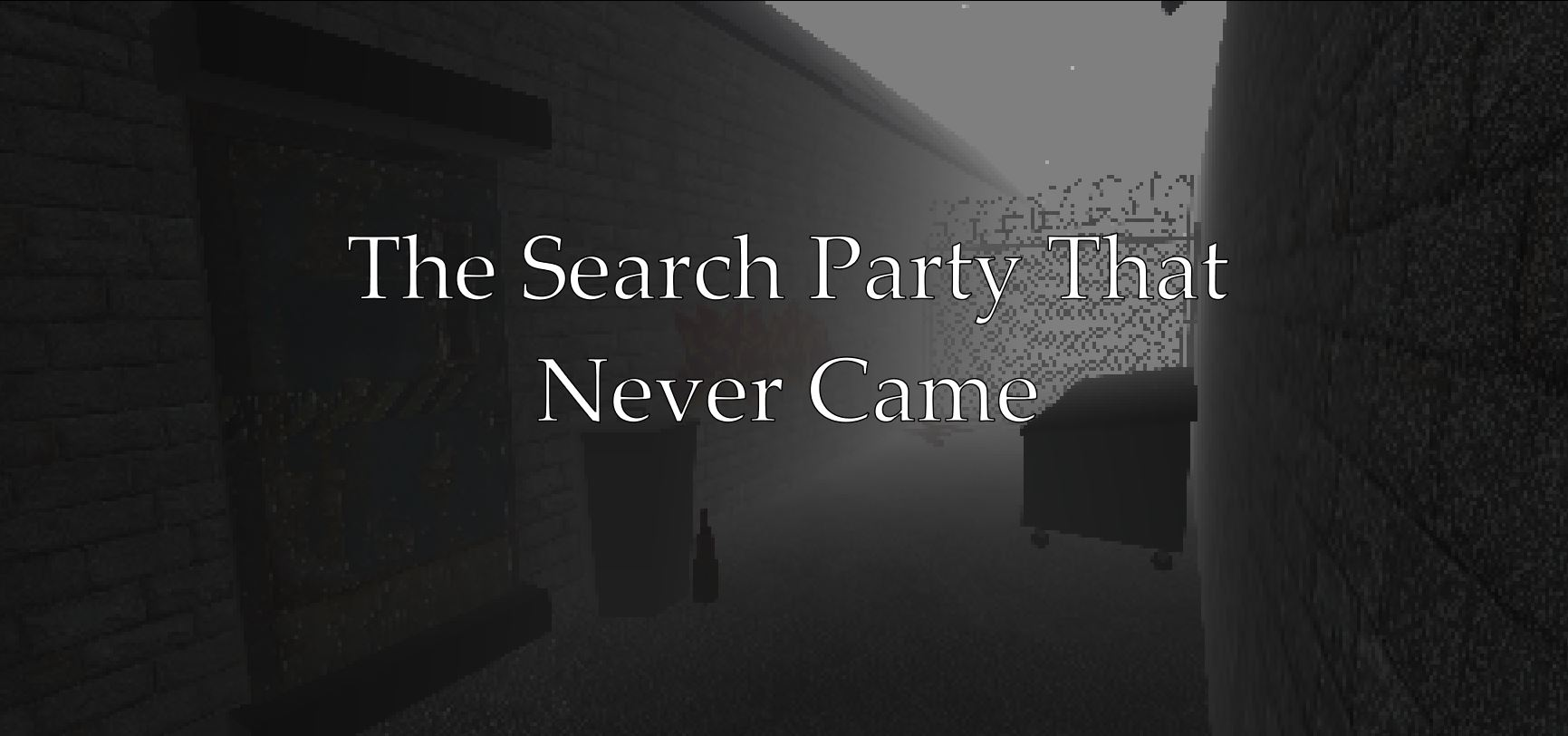 The Search Party That Never Came