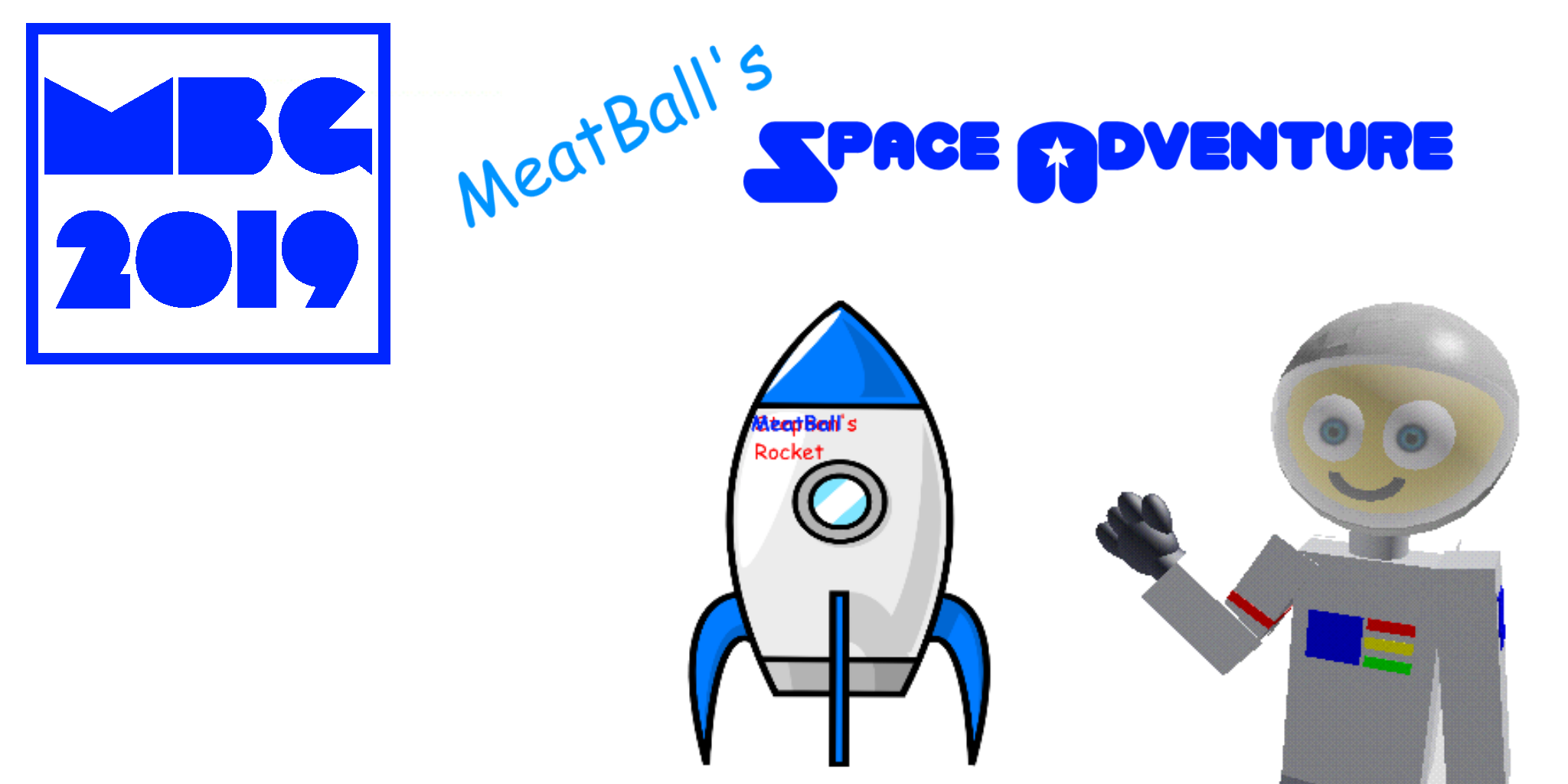 MeatBall's Space Adventure (Baldi's Field Trip mod)