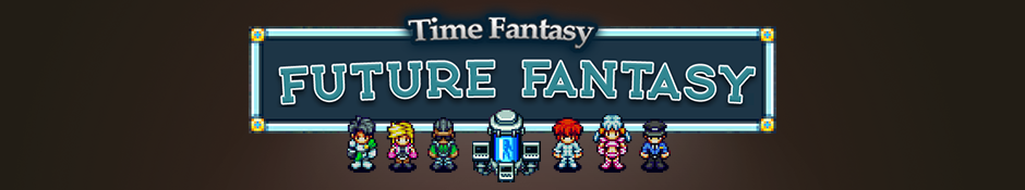 Future Fantasy Tiles and Characters Pack