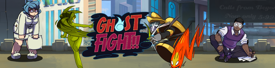 Ghost Fight!! Concept Demo