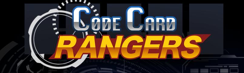 Code Card Rangers Demo