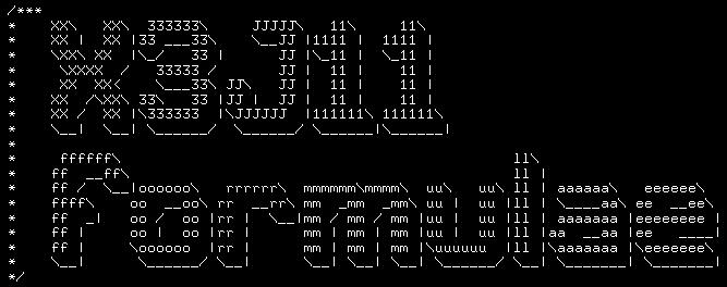 X3J11 - formulae