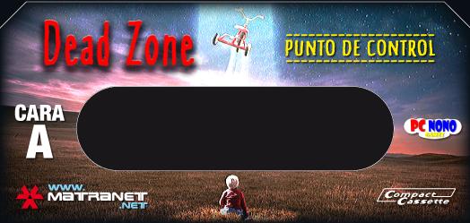 DEAD ZONE Zx Spectrum 48/128k