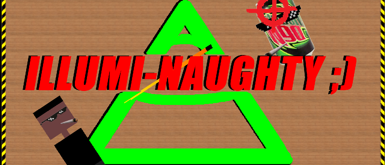 Illumi-Naughty ;) REMASTERED