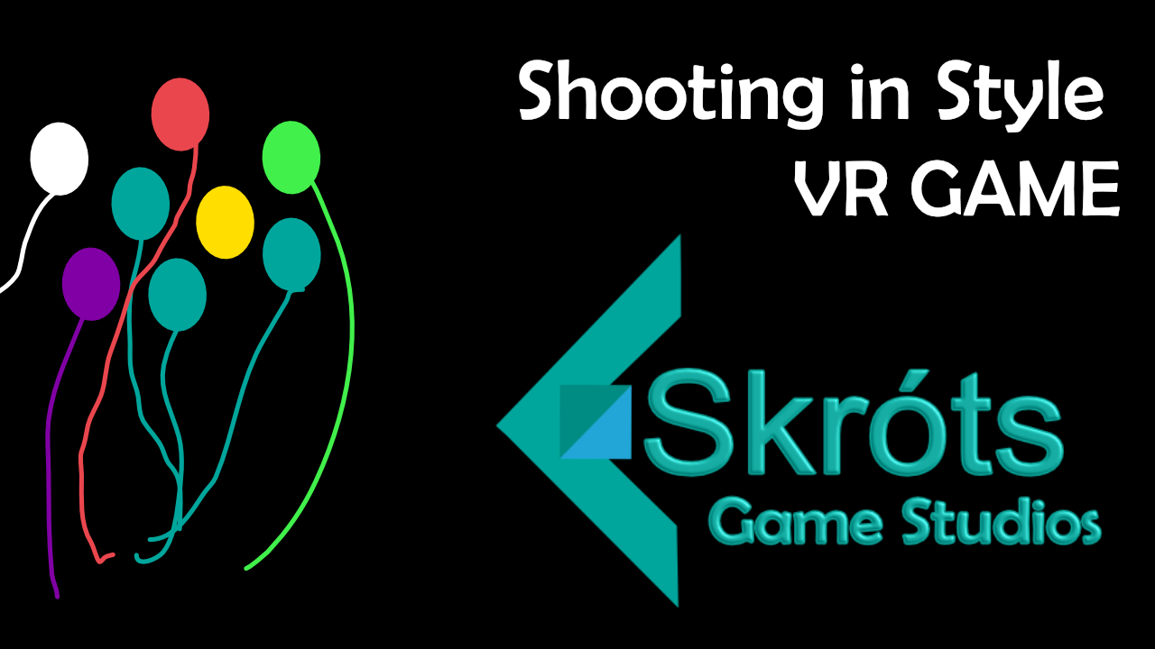 Shooting in Style - VR Game