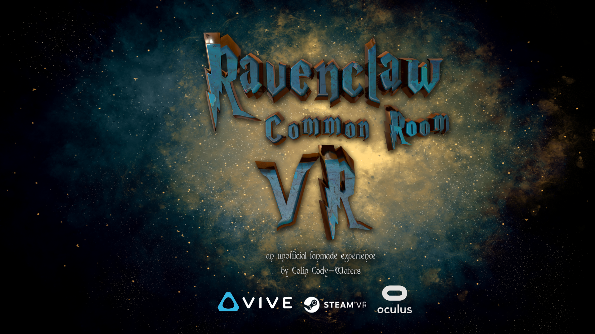 Ravenclaw Common Room VR