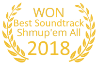 best soundtrack - shmup'em all awards 2018