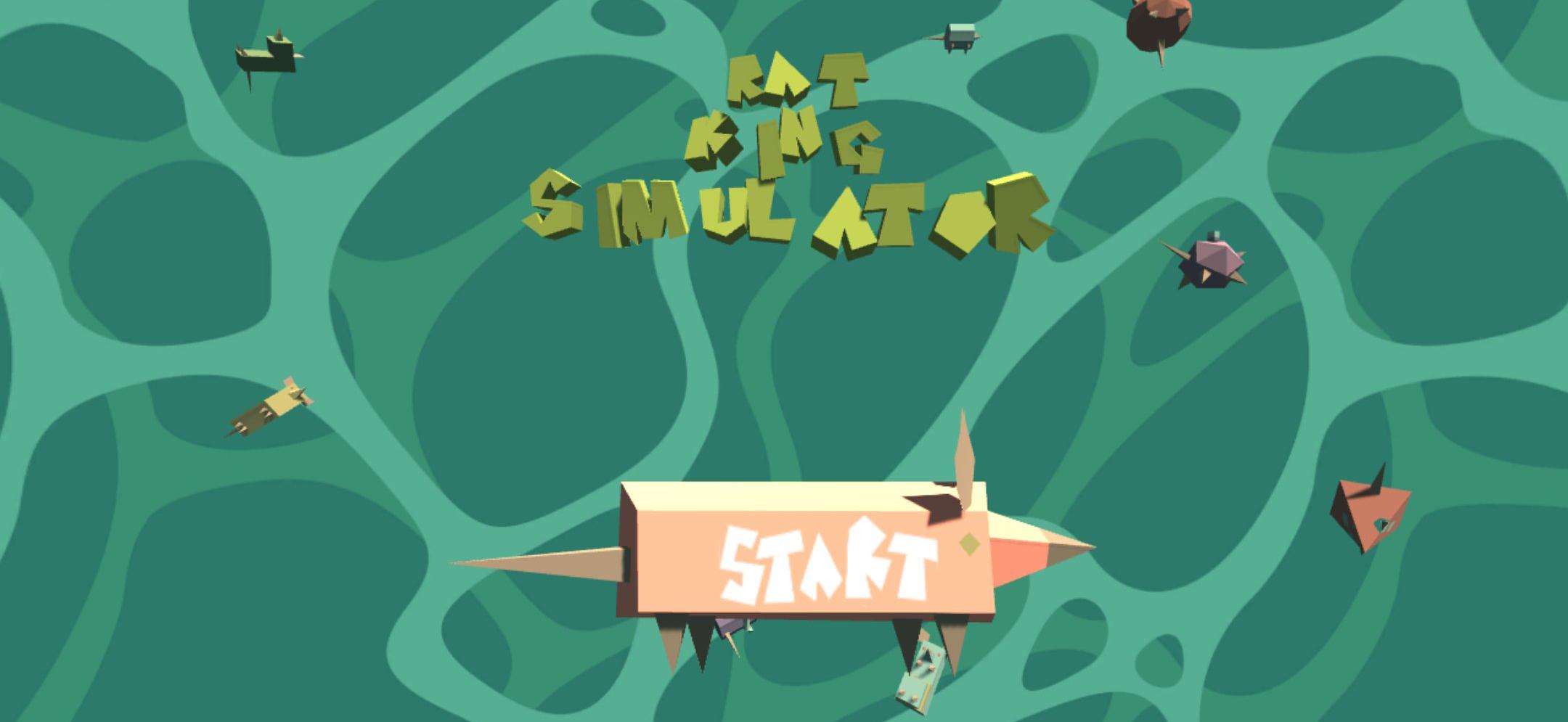 Rat King Simulator