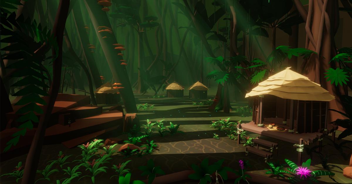 Poly Jungle