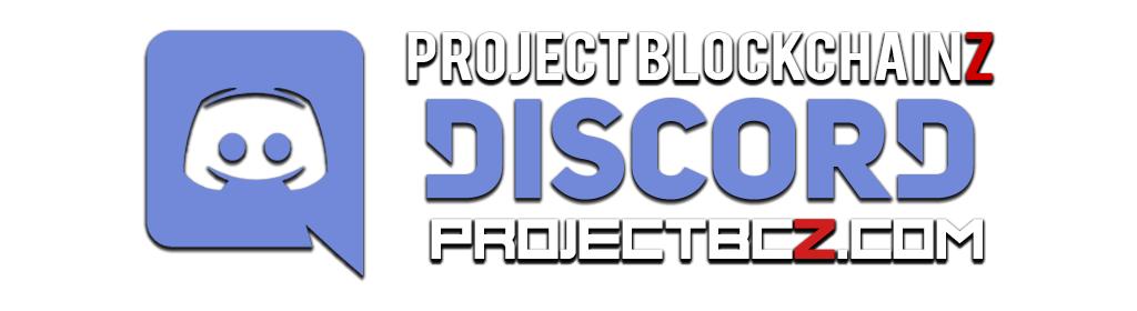 Project BlockchainZ - Discord