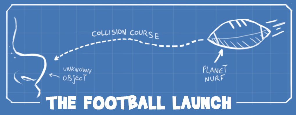 The Football Launch