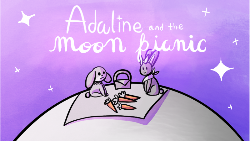 Adaline and the Moon Picnic