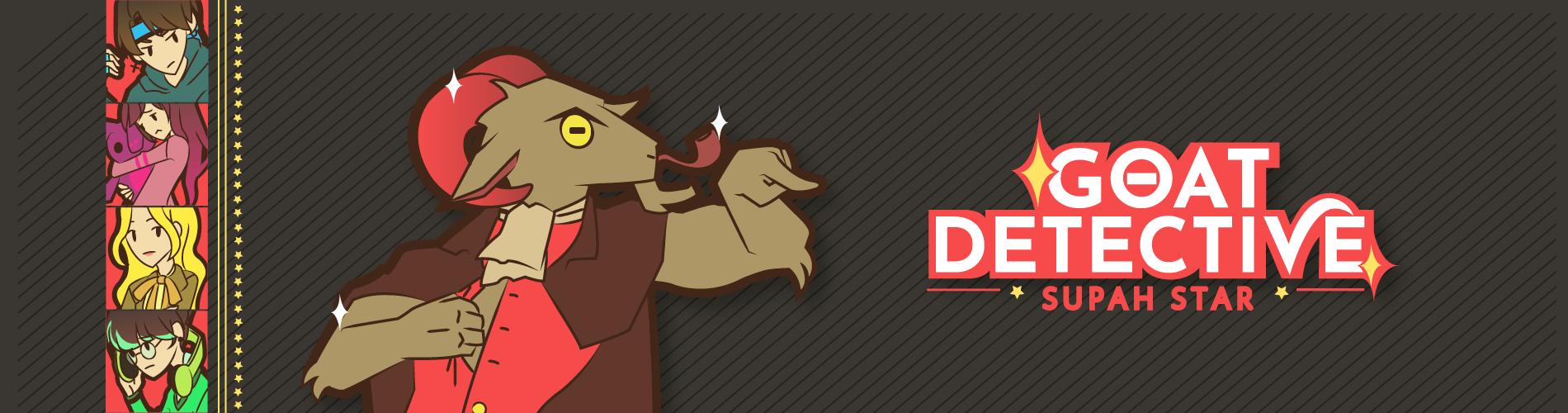 Goat Detective Supah Star