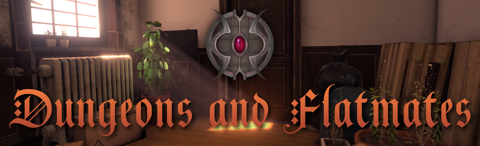 Dungeons and Flatmates