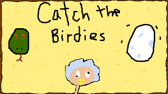 Catch The Birdies