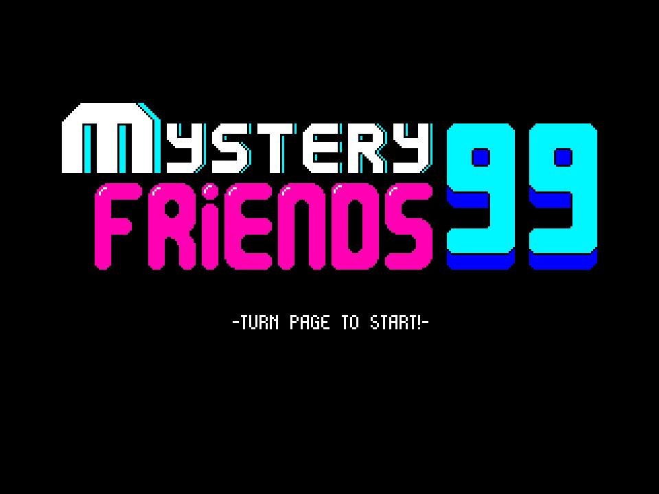 MysteryFriends99