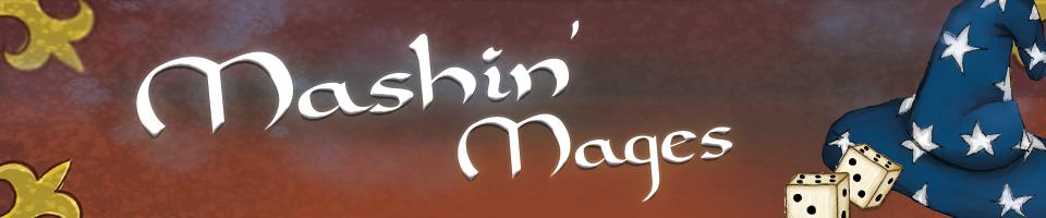 Mashin' Mages
