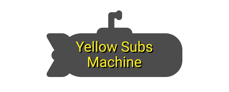 Yellow Subs Machine