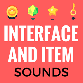 Interface and Item Sounds