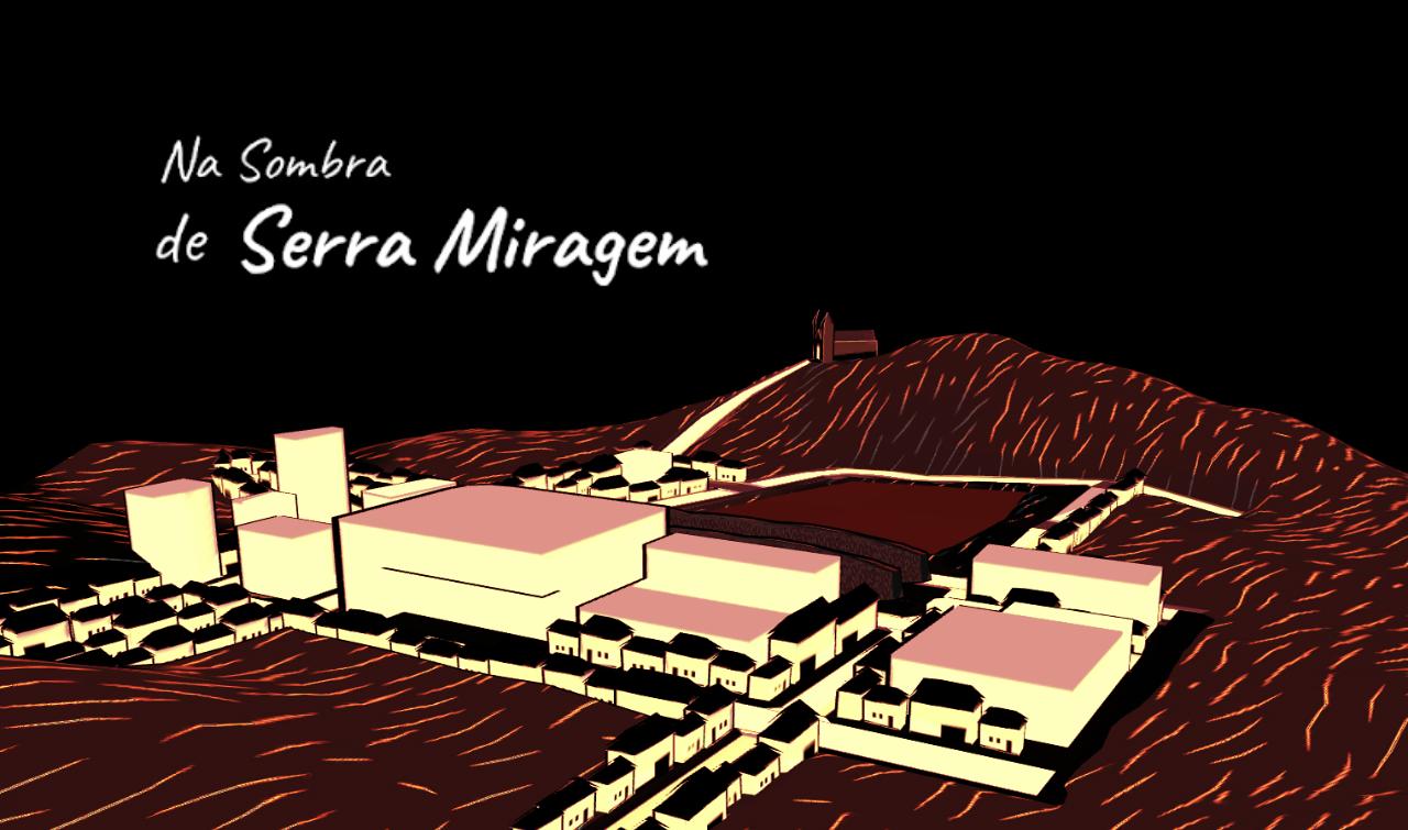 Na Sombra de Serra Miragem