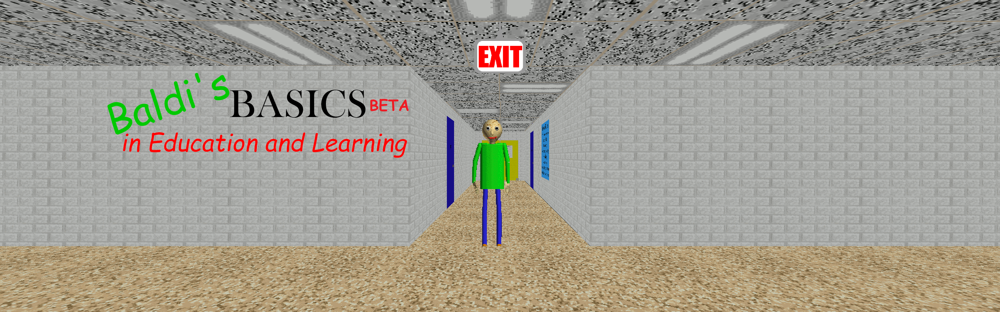 Baldi Basics Beta In Education And Learning