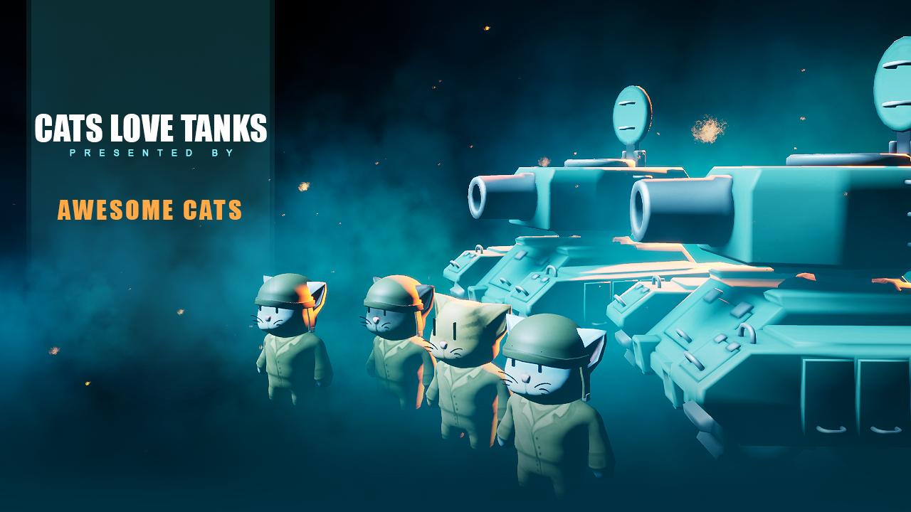 Cats Love Tanks