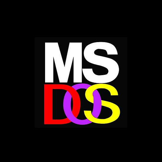 MS-DOS 7.10 Install ISO