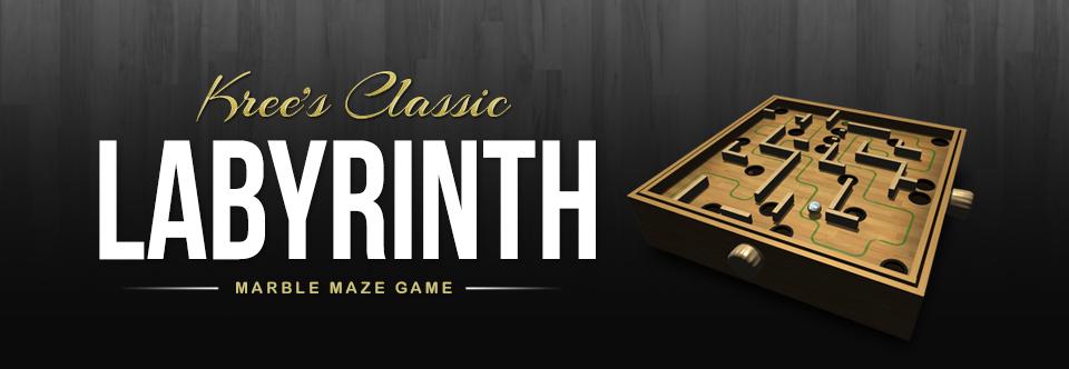 Kree's Classic Labyrinth