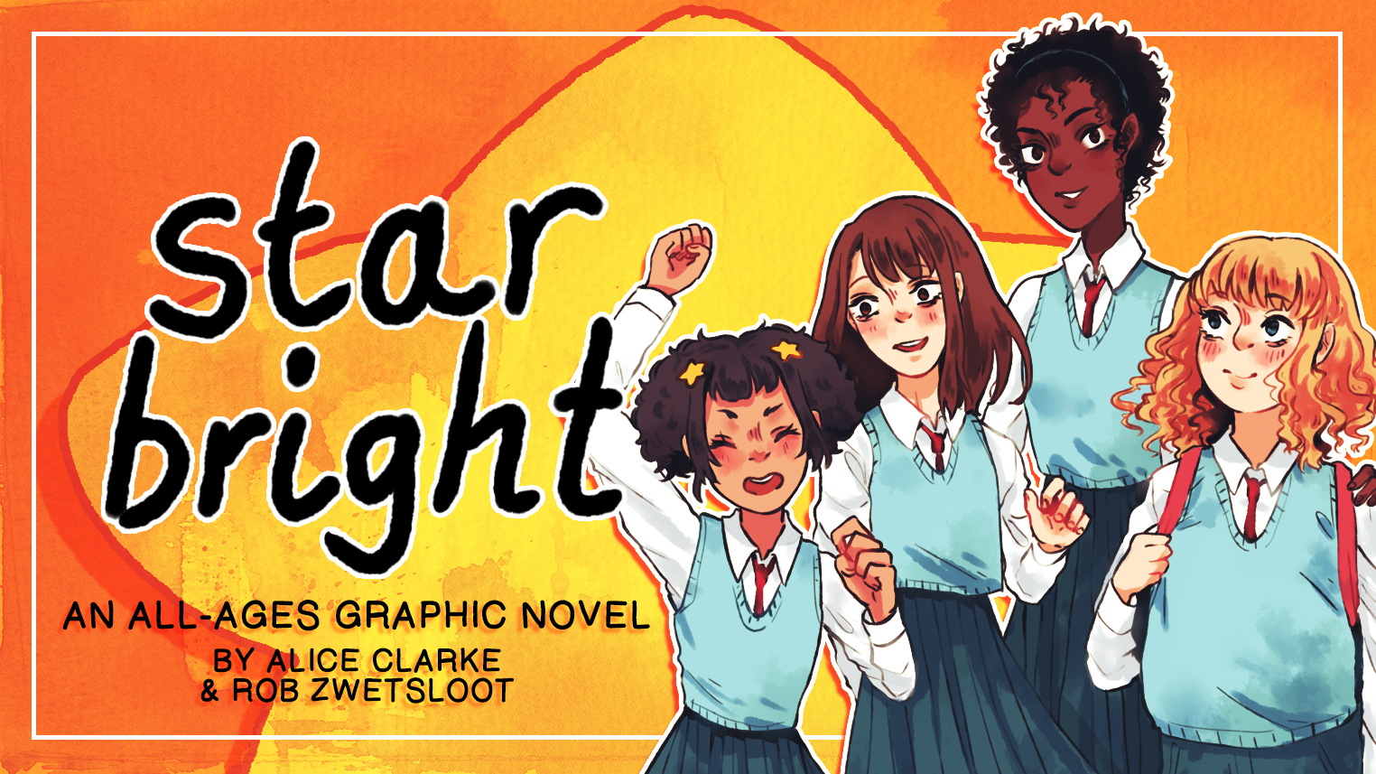 Star Bright: an all-ages LGBT comic