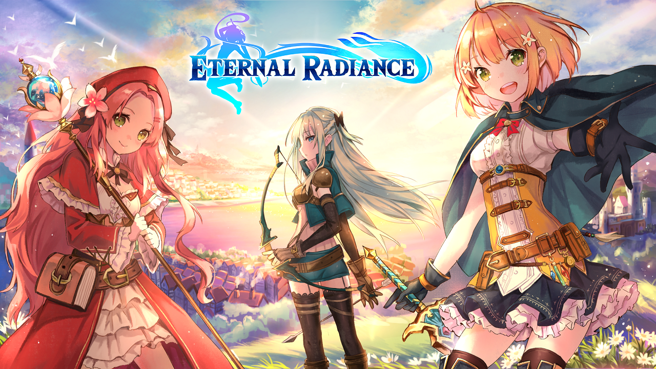Eternal Radiance - Fantasy Action JRPG VN