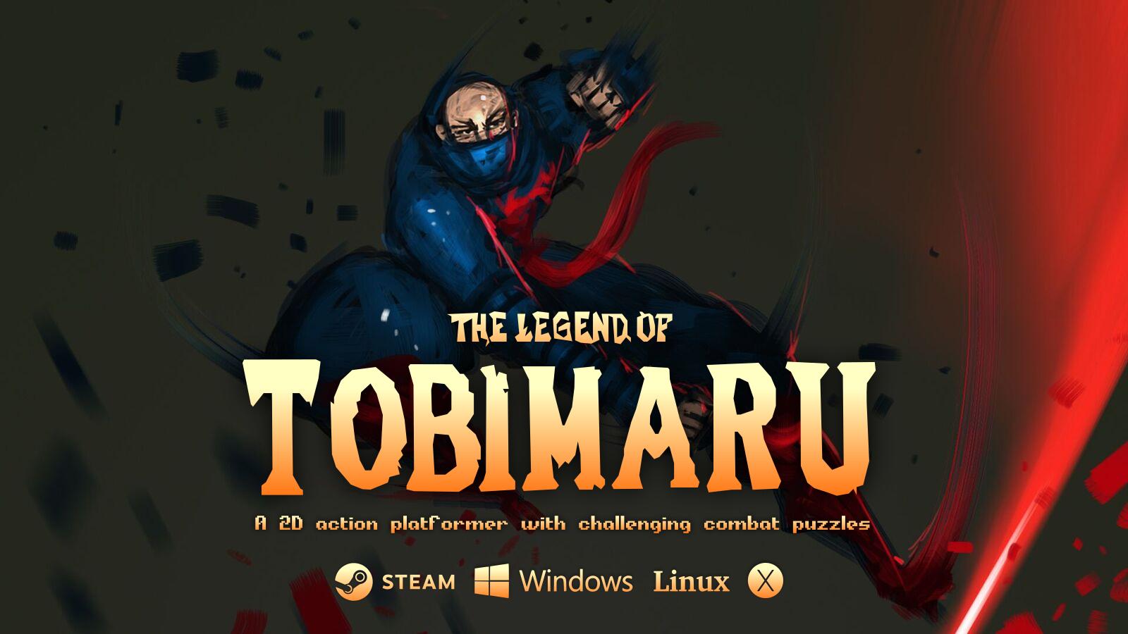 The Legend of Tobimaru