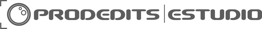 ProdEdits Estúdio Logo