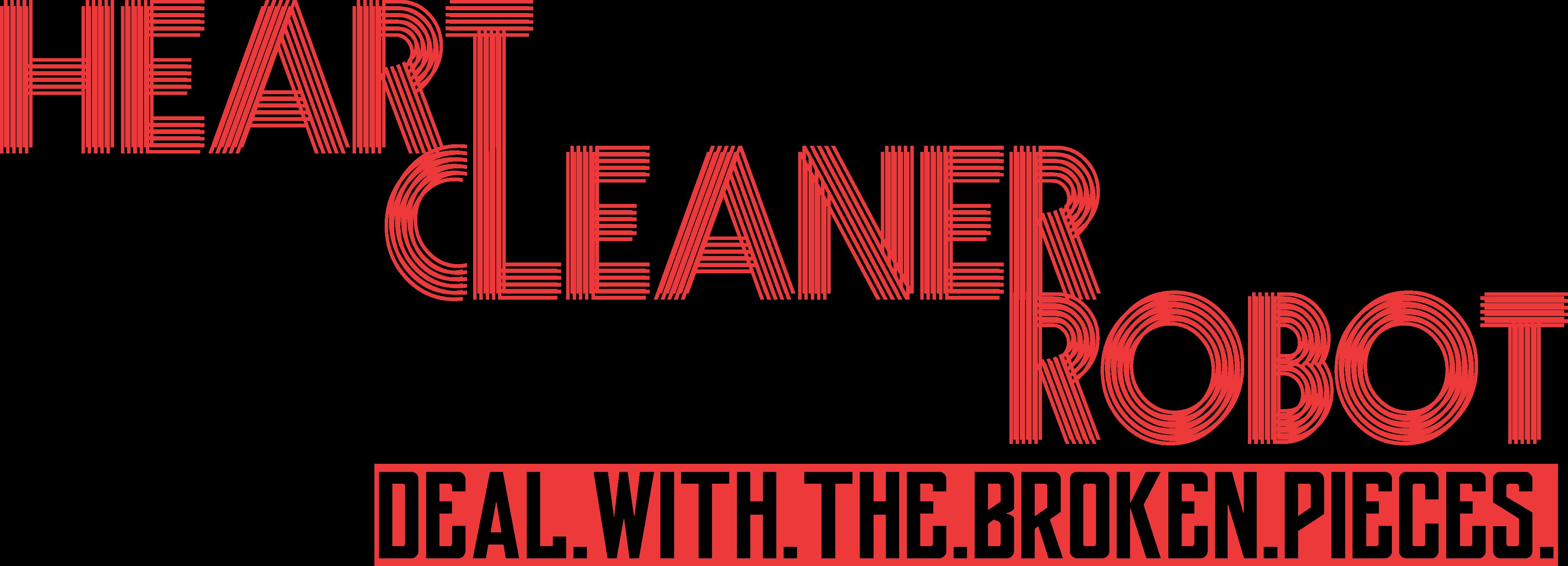 Heart Cleaner Robot
