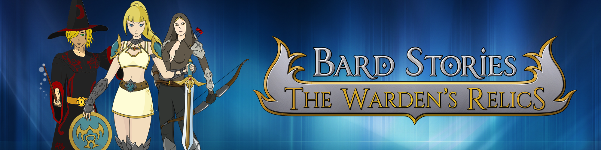 Bard Stories - The Warden's Relics