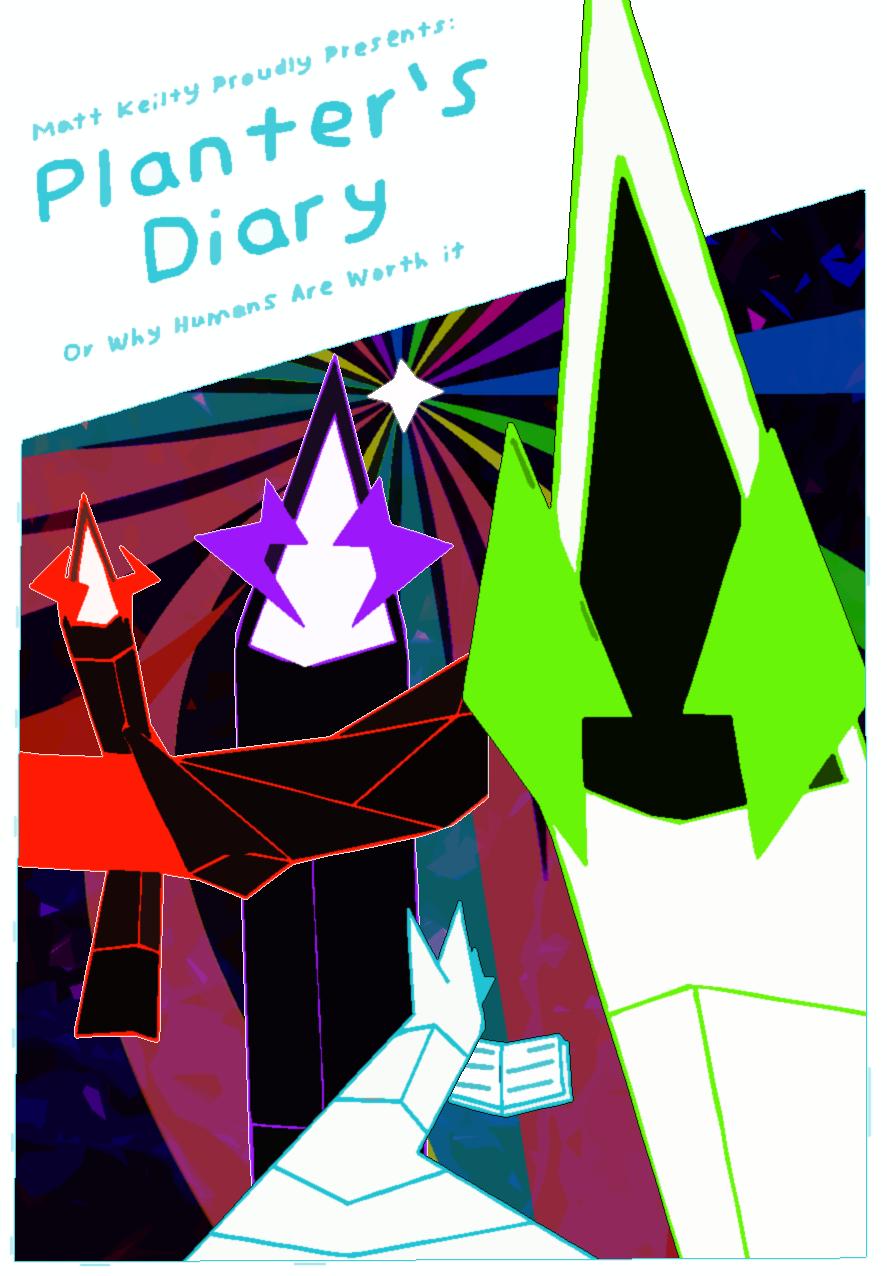 Planter's Diary