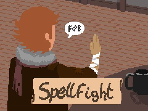 Spellfight
