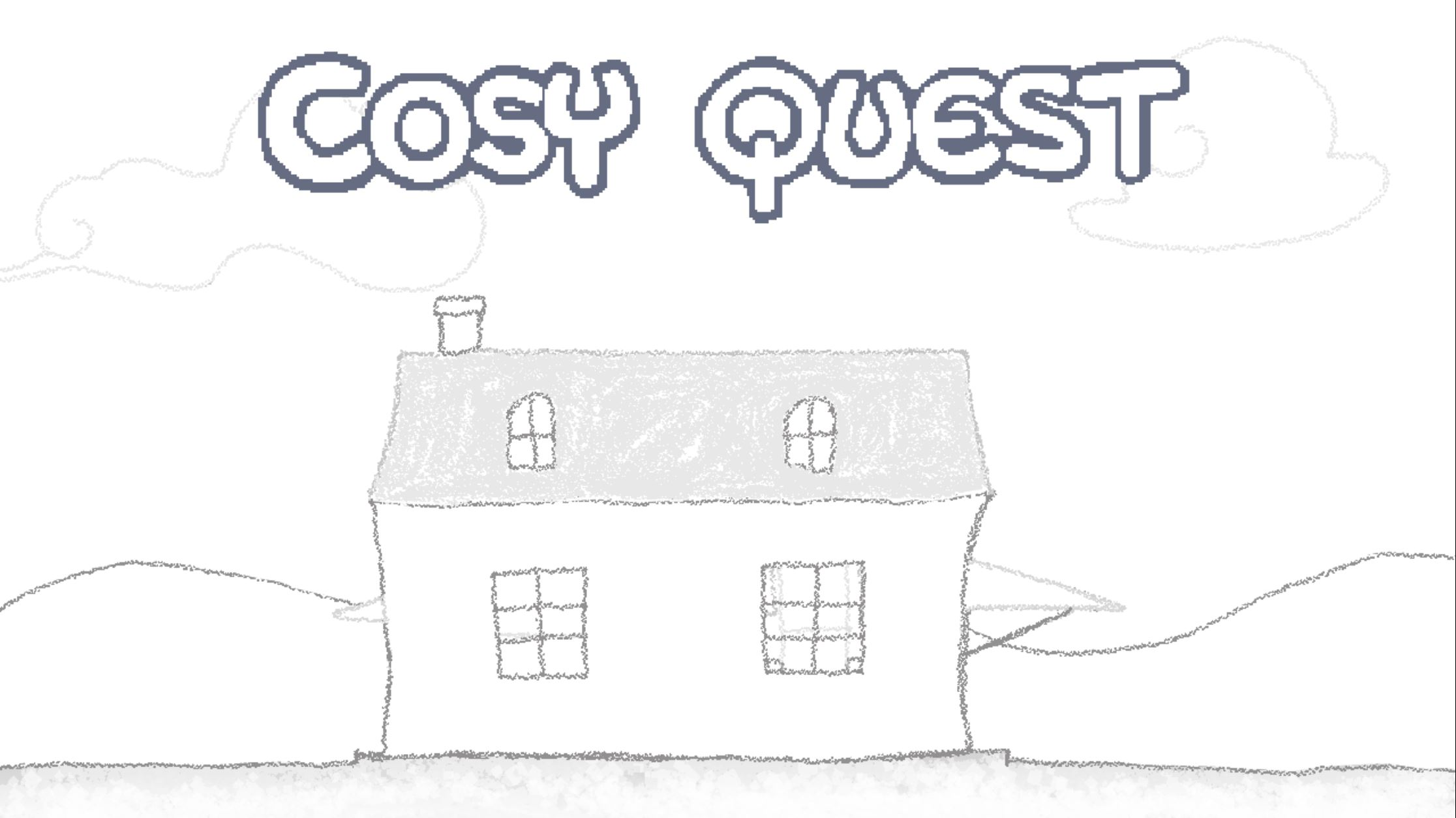 Cosy Quest: a GGJ19 game