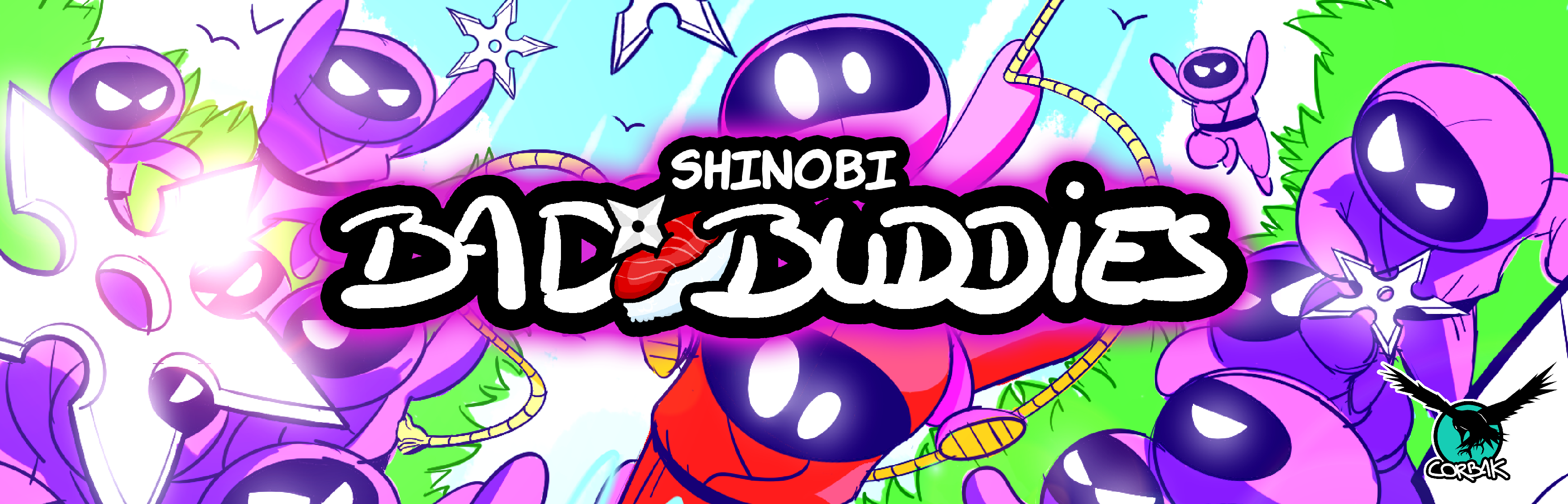 Shinobi Bad Buddies