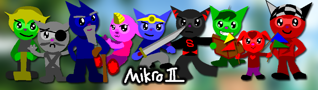 Mikro II: The Lost Fragments