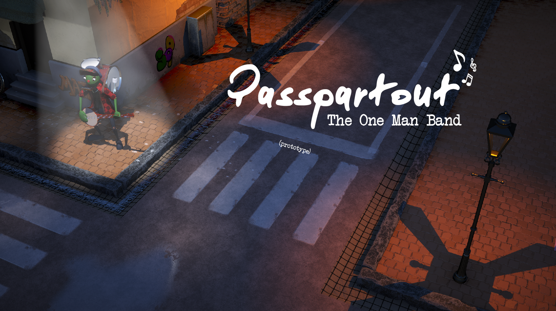 Passpartout - The One Man Band