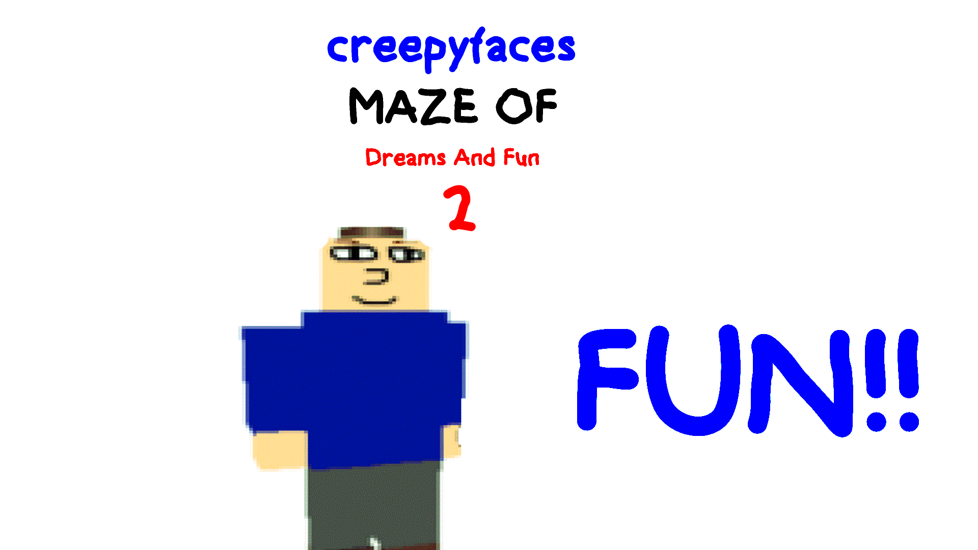 creepyfaces Maze Of Dreams And Fun 2