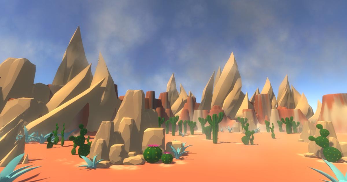 Poly Desert