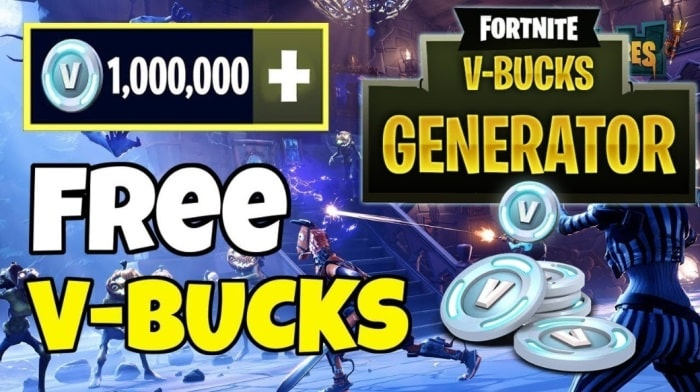 Fortnite V Bucks Generator - itch io