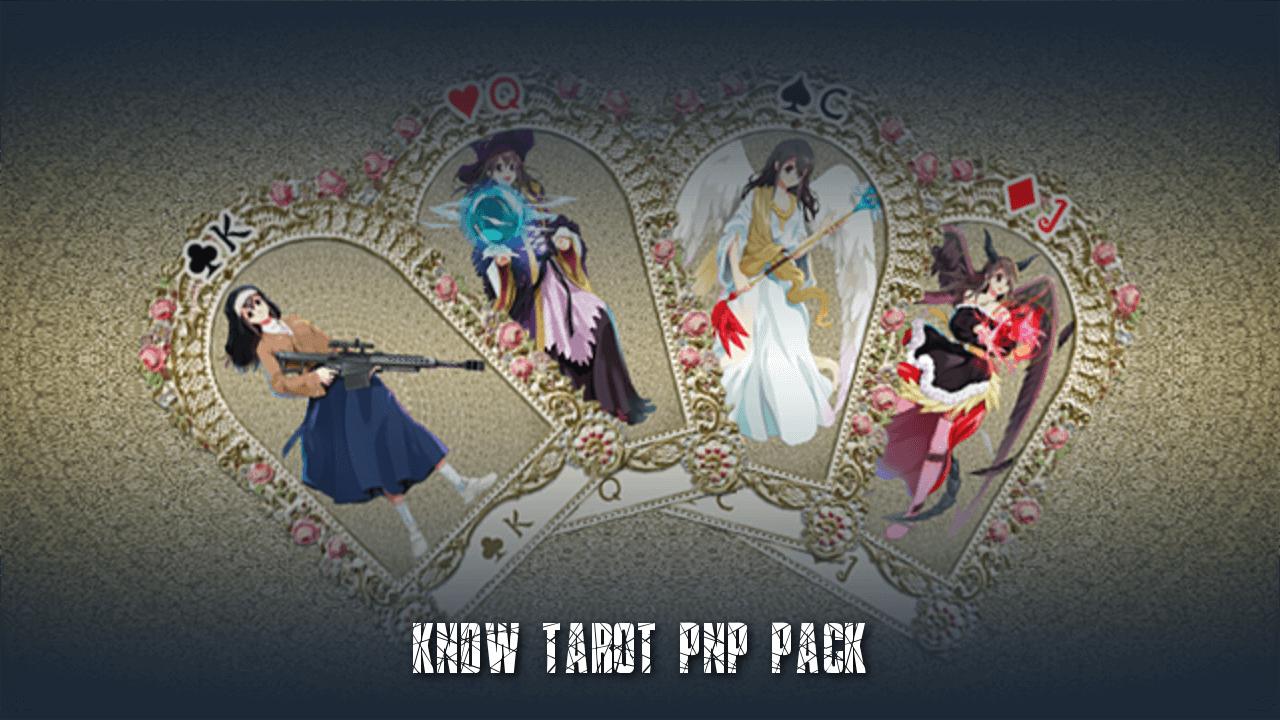 KNDW Tarot PNP Pack