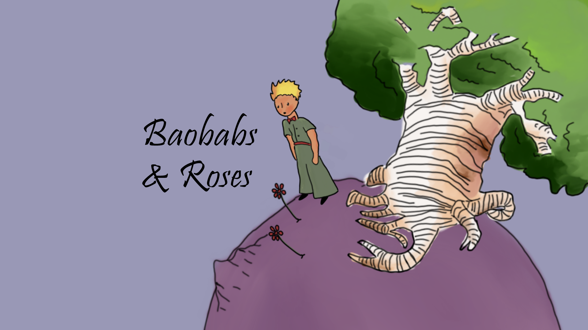 Baobabs and Roses